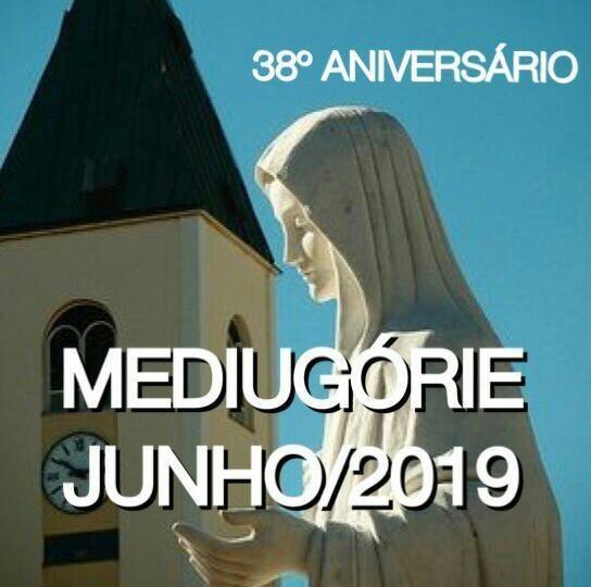 Peregrinação a Medjugorje 2019