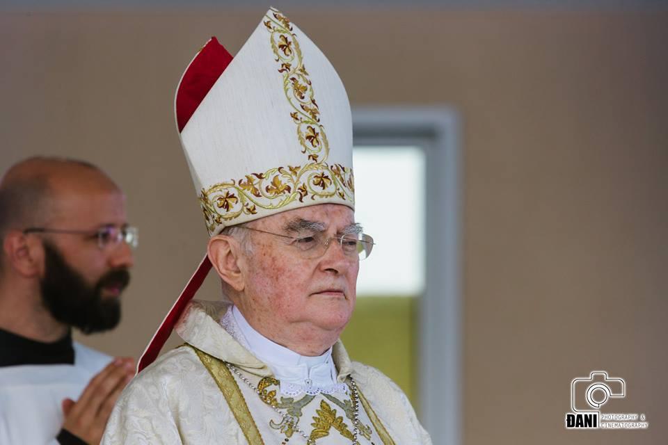 Mediugórie: Novos tempos!   Dom Henryk Hoser Arcebispo de Mediugórie