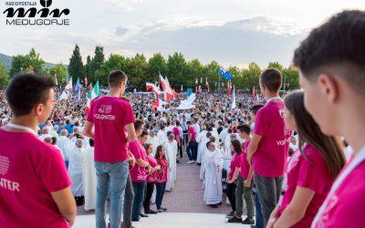 29º Festival dos Jovens em Mediugórie